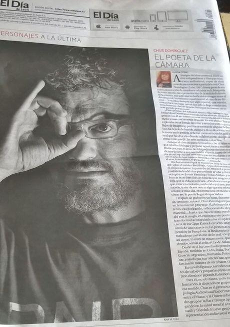 5 de junio de 2016. Última página de El Día de León.